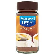Maxwell House Delikatny Smak Kawa rozpuszczalna 200 g