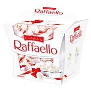 Raffaello Kokosowy smakołyk z chrupiącego wafelka z całym migdałem w środku 150 g 6 sztuk
