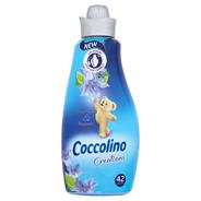 Coccolino Creations Passion Flower & Bergamot Płyn do płukania tkanin koncentrat (42 prania) 1,5 l