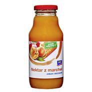 Aro Nektar z marchwi jabłek i brzoskwiń 330 ml 12 sztuk