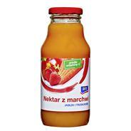 Aro Nektar z marchwi jabłek i truskawek 330 ml 12 sztuk
