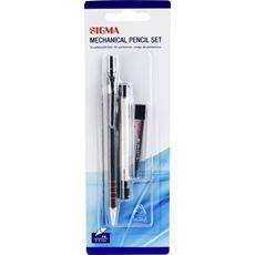 Sigma Ołówek automatyczny + gumka + wkłady