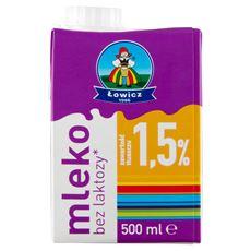 Łowicz Milkissima Mleko UHT 1,5% 500 ml