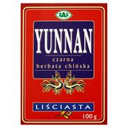 ZAS Yunnan Czarna herbata chińska liściasta 100 g