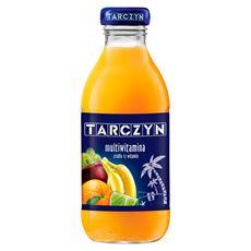 Tarczyn Multiwitamina 12 witamin Napój wieloowocowy 300 ml 15 sztuk