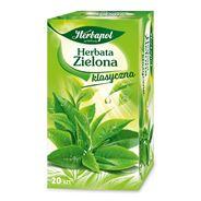 Herbapol Herbata zielona 40 g (20 saszetek)