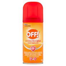 OFF! Protection Plus Repelent w suchym aerozolu 100 ml