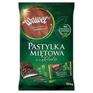 Wawel Pastylka miętowa w czekoladzie 1000 g