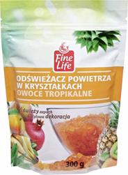 Fine Life Odświeżacz powietrza w kryształkach owoce tropikalne 300 g