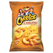 Cheetos Chrupki kukurydziane o smaku sera 165 g