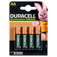 Duracell Akumulatorki AA HR6 1300 mAh 4 sztuki