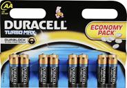 Baterie alkaliczne Duracell Turbo Max AA 8szt