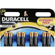 Baterie alkaliczne Duracell Turbo Max AA 8szt
