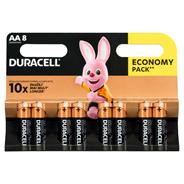 Bateria Alkaliczna Basic AA 8szt