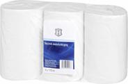 H-Line Ręcznik wielofunkcyjny bez gilzy 2-warstwowy 3 sztuki