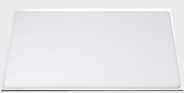 Aro Deska HDPE biała 28 x 20 x 1 cm