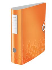 Segregator Leitz 180° Active WOW Metaliczny pomarańczowy