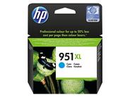 HP 951XL Wkład atramentowy błękitny XL