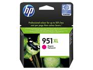 HP 951 XL Tusz wkład atramentowy purpurowy