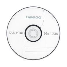 OMEGA DVD-R 4,7GB 16X koperta