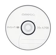 OMEGA DVD+R 4,7GB 16X koperta