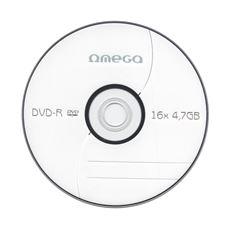 OMEGA DVD-R 4,7GB 16X koperta 10 sztuk