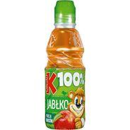 Kubuś Sok 100% jabłko 300 ml 12 sztuk