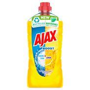 Ajax Boost Płyn czyszczący soda oczyszczona + cytryna 1 l