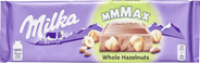 Milka Czekolada Whole Nuts 250 g