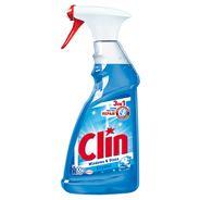 Clin Windows & Glass Płyn do mycia powierzchni szklanych 500 ml