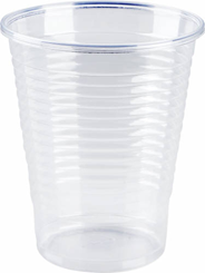 Aro Kubki do zimnych napojów transparentne 200 ml 100 sztuk