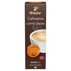 Tchibo Cafissimo Caffè Crema Rich Aroma Kawa mielona w kapsułkach 76 g (10 sztuk)