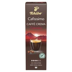 Tchibo Cafissimo Caffe Crema Colombia Kawa palona mielona 80 g (10 x 8 g)