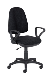 Nowy Styl Cantor Krzesło czarne