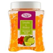 Pachnąca Szafa Pachnące kulki limonka & hibiskus 200 g