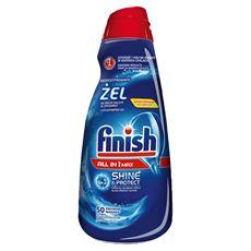 Finish All in 1 Max Shine & Protect Skoncentrowany żel do mycia naczyń w zmywarce 1 l
