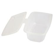 Horeca Select Pojemniki z pokrywkami do żywności 1000 ml 50 sztuk
