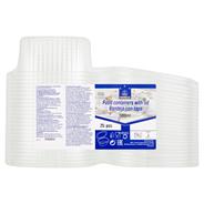 Horeca Select Pojemniki z pokrywkami do żywności 500 ml 25 sztuk