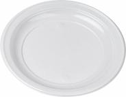 ArtPlast Talerze jednorazowe białe 220 mm 100 sztuk