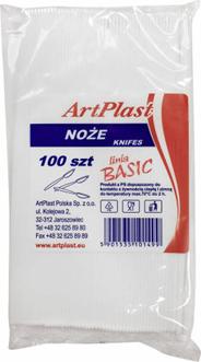 ArtPlast Basic Noże 100 sztuk