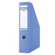 Donau Pojemnik na dokumenty niebieski 70 mm A4