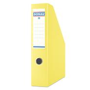 Donau Pojemnik na dokumenty żółty 70 mm A4