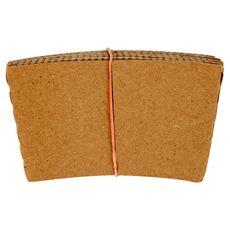 Huhtamaki Ochraniacz termiczny do kubków papierowych 200 ml 25 sztuk