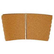 Huhtamaki Ochraniacz termiczny do kubków papierowych 300/400 ml 25 sztuk