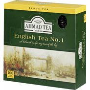 Ahmad Tea English Tea No. 1 Herbata czarna 100 kopert