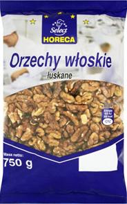 Horeca Select orzechy włoskie łuskane 750 g