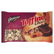 Solidarność Toffino czekoladowe Toffi mleczne nadziewane 1 kg