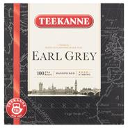 Teekanne Earl Grey Mieszanka herbat czarnych 165 g (100 torebek)