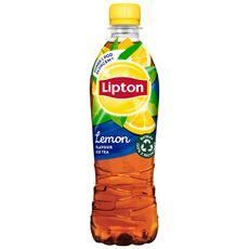 Lipton Ice Tea Lemon Napój niegazowany 500 ml 12 sztuk