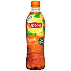 Lipton Ice Tea Peach Napój niegazowany 500 ml 12 sztuk